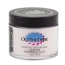 Inm OuT The Door Acrylic Sculpting Powder Light pink