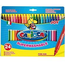 Carioca Joy 24 Color Painting Marker