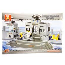 اسباب بازي ساختني اسلوبان مدل    Army Nuclear Submarine M38 B0123