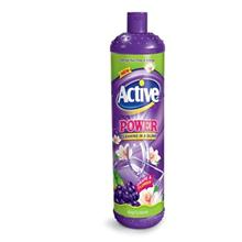 Active Slive Dishwasher Liquid Purple 750ml