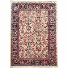 فرش دستبافت قدیمی هشت متری سی پرشیا کد 101942