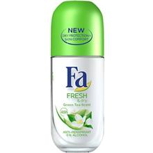 Fa Fresh And Dry Roll On Deodorant  For Women 50ml