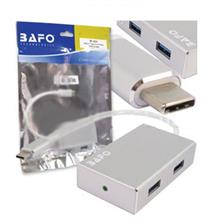 Bafo BF-4331 USB 3.1 Type-C to 4 Ports USB 3.0 Hub