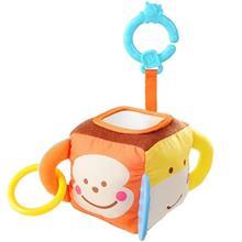 Blue Box Take Along Activity Cube Crib Toy