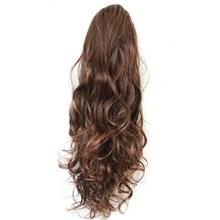 prettyshop hair piece pony tail extension draw string very long