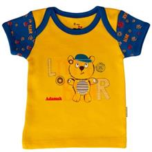 Adamak Little Bear Baby T Shirt With Short Sleeve