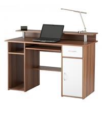 میز کامپیوتر کمد دار مدل فابریکا