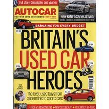 Autocar Magazine -7 September 2016