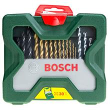 Bosch 30 Piece X-Line Accessory Set