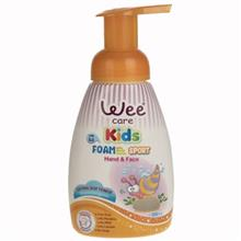 Wee Kids Sport Hand And Face Foam 200ml