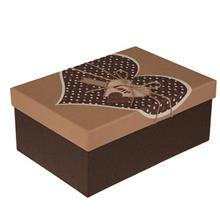 جعبه کادويي طرح قلب 15