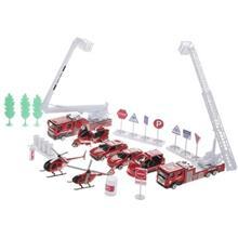 Zhongze Toys Fire Rescue Car Series Car Kit