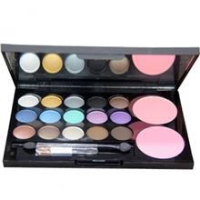 پالت رنگ ترکیبی جولی شماره 3 Joly Multicolor Makeup Palette 15 Colors Cosmetic for Your Life 03