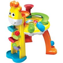 Blue Box Giraffe Fun Station Toys