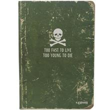 دفتر يادداشت ونوشه طرح Too-To