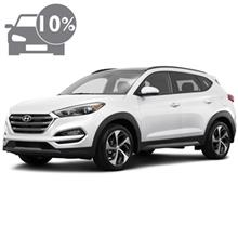 Hyundai Tucson Full 2017 Automatic Car
