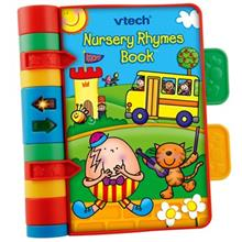 Vtech Nursery Rhymes Book Educational Game