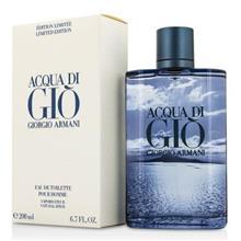 عطر مردانه جورجیو آرمانی آکوآ دی جیو بلو ادیشن