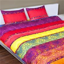 Ramesh 1543 2 Persons 4 Pieces Sleep Set