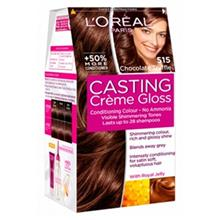 کيت رنگ مو لورآل شماره Casting Creme Gloss 515