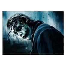 تابلوی ونسونی طرح Joker Reverse سایز 30x40