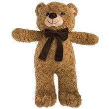 عروسک مدل Bear With Brown Tie ارتفاع 59 سانتي متر