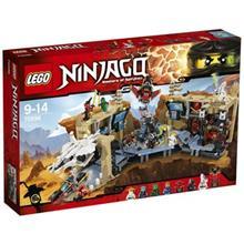 Ninjago Samurai X Cave Chaos 70596 Lego