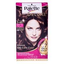 کيت رنگ مو پلت سري Deluxe مدل Chocolate Brown شماره 65-3
