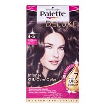 کيت رنگ مو پلت سري Deluxe مدل Golden Gloss Mocca شماره 5-4