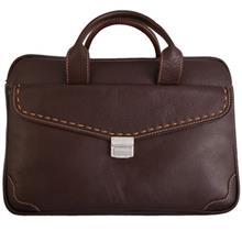 کیف دستی چرم طبیعی گالری مثالین مدل 24008