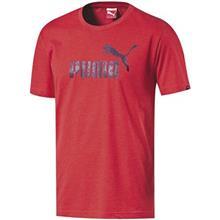 تي شرت مردانه پوما مدل NO.1 Logo Heather