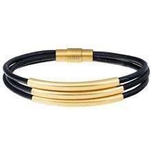 دستبند طلا 18 عيار تاج درسا مدل 406Bl