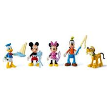 IMC Toys Mickey Minnie Pluto Donalld And Goofy  Figure