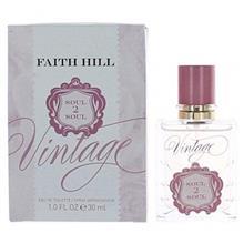 عطر زنانه تیم مک گرا فیث هیل سول تو سول وینتیج Faith Hill Soul2Soul Vintage Tim McGraw for women