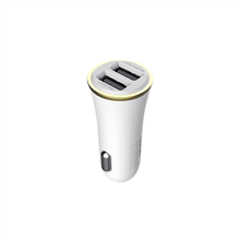 LDNIO DL-C28 3.4A Car Charger With MicroUSB Cable