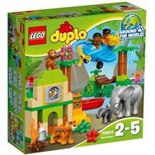 Lego Druplo Jungle 10804 Toys