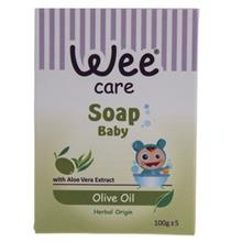 Wee Olive Oil Baby Soap 100gr