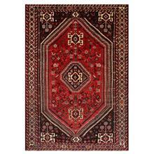 فرش دستبافت قديمي شش و نيم متري کد 144130