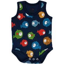 Adamak Fish Under Button Singlet