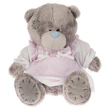 عروسک مي تو يو مدل Bear Pink Dress