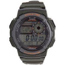ساعت مچی دیجیتال مردانه کاسیو مدل AE-1000W-3AVDF