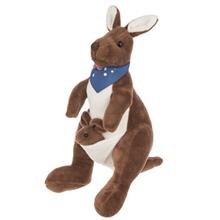 AMJ Kangaroo Doll Height 33 Centimeter