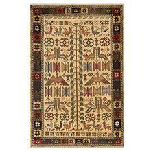 فرش دستبافت قديمي سه متري کد 142974