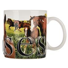 ماگ امریکاویر مدل Horses