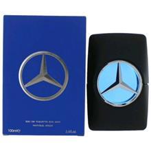 عطر مردانه مرسدس بنز من ادو تویلت Mercedes Benz Man Mercedes-Benz for men