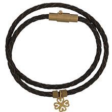 دستبند طلا کیا گالری مدل چهار قلب