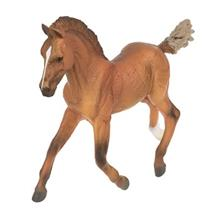 عروسک کالکتا مدل Hanoverian Foal Bay طول 10 سانتي متر