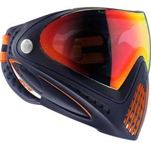 Dye i4 Orange Crush Paintball Goggle