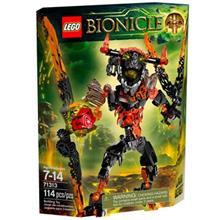 Lego Bionicle Lava Beast 71313