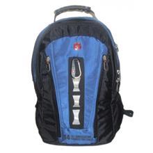 Notebook Backpack Swissgear 1594 - Black Blue